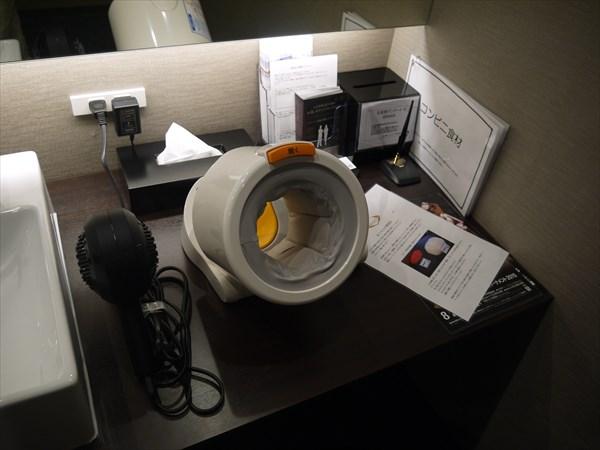 血圧計とドライヤー