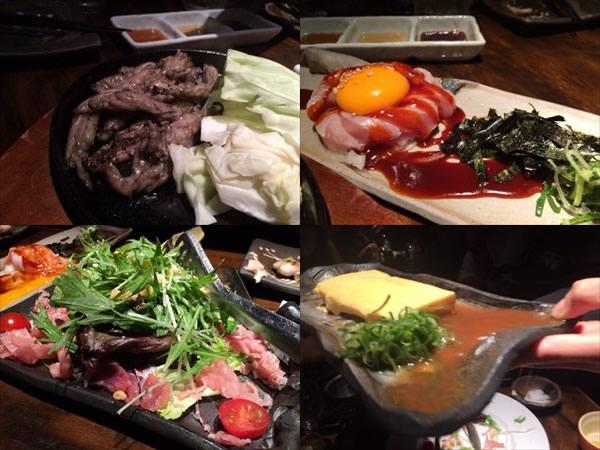 大阪オフ会で食べた料理その2