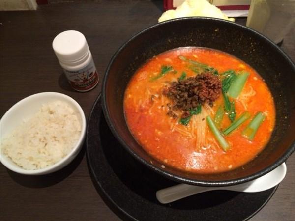 想吃担担面の坦々麺(汁あり)
