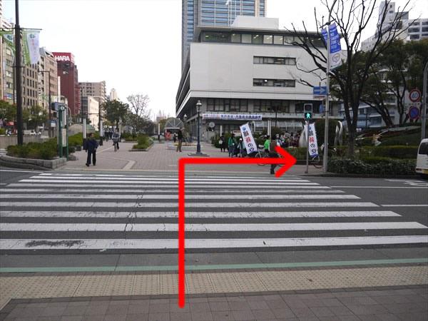 神戸市役所付近