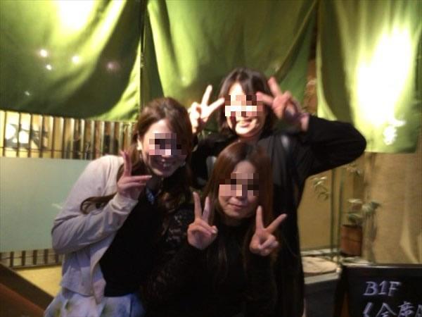 関西方面の3人組