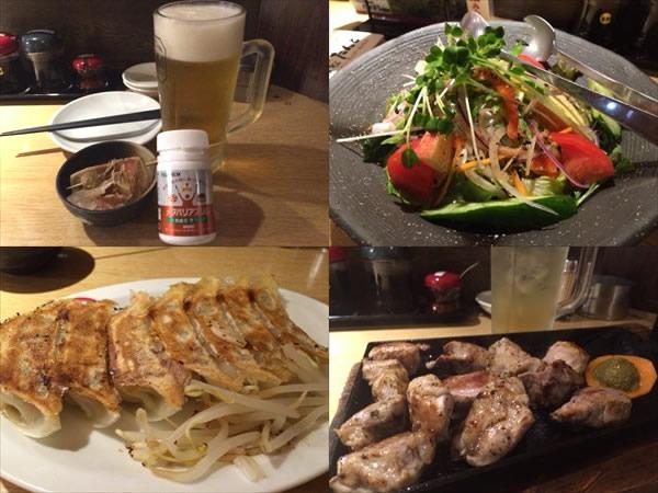 浜松餃子や遠州豚とメタバリアスリム
