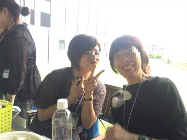 nanaさんとCHEHARUさん