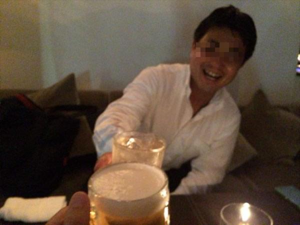ライザップ後の糖質補給にビール