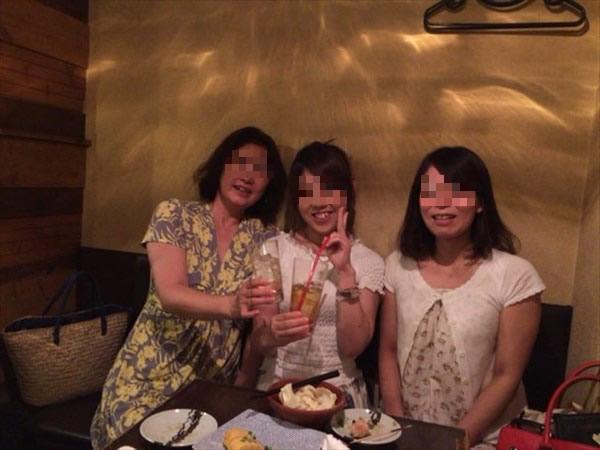 仙台オフ会に参加した女性たち