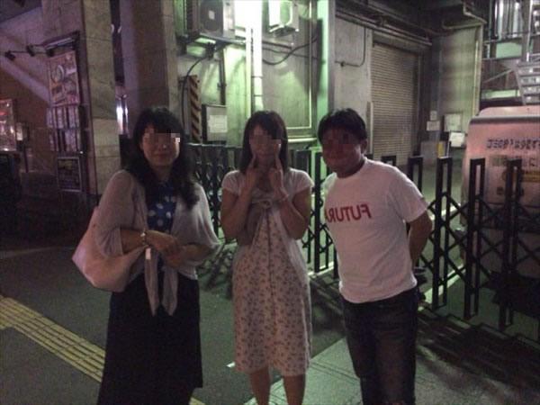関尾さん、ラピさん、いのうえさん