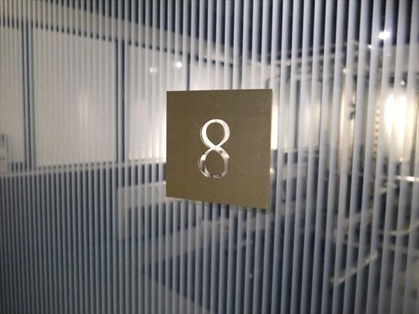 8室あるセッションルーム