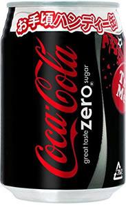 コカコーラゼロ280ml