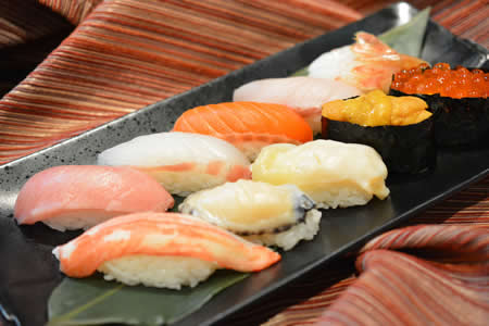 ライザップ中は寿司もNG