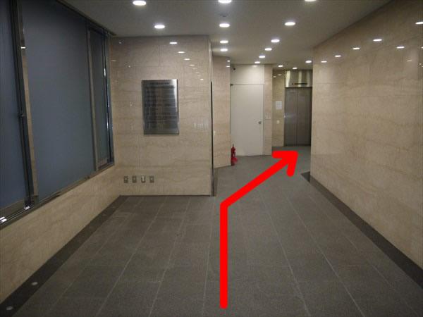 博多駅FRビル1Fエントランス