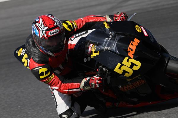 ゴーさんのバイクレース写真