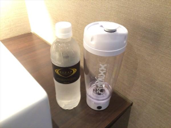 promixxとライザップの水