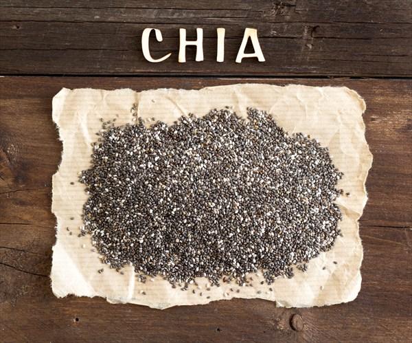 チアシードはチアの種子
