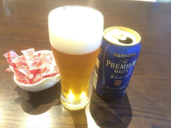 プレミアムモルツ エールビール