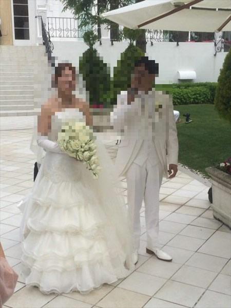 ライザップ仲間の結婚式(仙台)