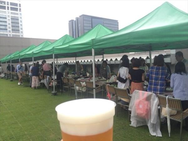 第27回ライザップオフ会東京BBQ