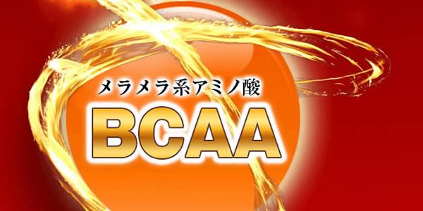 メラメラ系アミノ酸BCAA