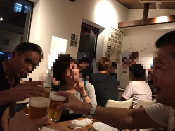 ライザップ大阪オフ会の三次会