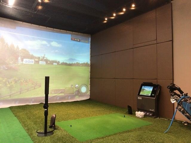 完全個室のライザップゴルフ