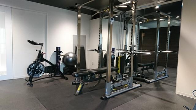 第12回のセッションで使用したトレーニングルーム
