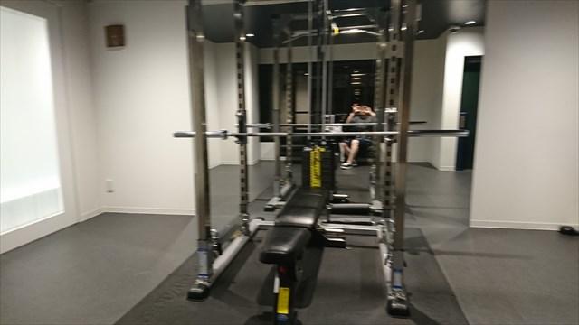 13回目のトレーニングで使用したセッションルーム